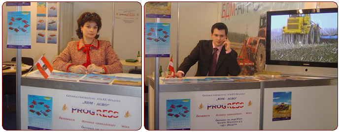 ... establishing direct contacts with Austrian and European entrepreneurs.